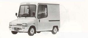 Suzuki Alto WALK THROUGH 1990 г.