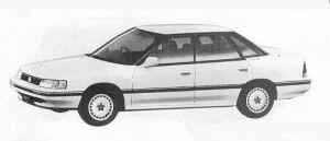 Isuzu Aska CX 1800 1990 г.