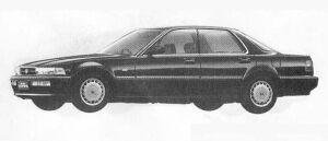 Honda Accord Inspire AZ-i 1990 г.