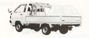 Toyota Liteace Truck CRANE TRUCK 1990 г.