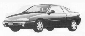 Isuzu Gemini OZ 1990 г.