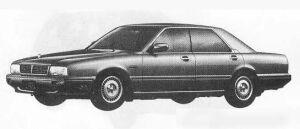 Nissan Cedric CIMA TYPE-II AV 1990 г.