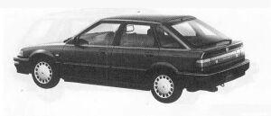 Honda Concerto 5DOOR JG 1990 г.