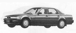 Honda Vigor TYPE W 1990 г.