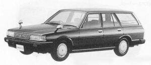 Toyota Mark II VAN 1800GL 1990 г.