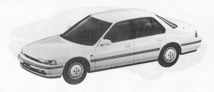 Honda Accord EXL 1990 г.
