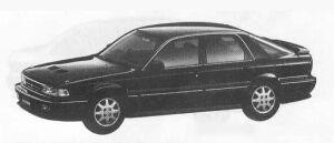 Mitsubishi Eterna 2.0DOHC TURBO ZR-4 1990 г.