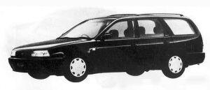 Nissan Avenir TYPE Si: 1990 г.