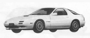 Mazda Savanna RX-7 GT-LIMITED 1990 г.
