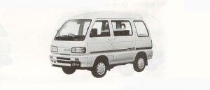 Daihatsu Atrai CRUISE TURBO 4WD 1990 г.