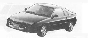 Isuzu Pa NERO-X 1990 г.