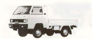Mitsubishi Delica Truck 2500 DIESEL 4WD DX 1990 г.