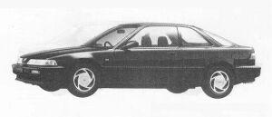 Honda Integra 3DOOR RSI 1990 г.