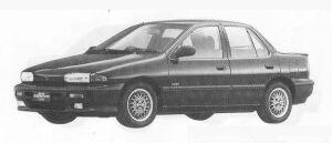 Isuzu Gemini SEDAN ZZ 1990 г.