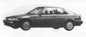 Honda Integra 3DOOR ZXI 1990 г.