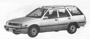 Mitsubishi Mirage WAGON 1500 CG 1990 г.
