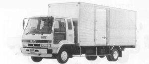 Isuzu Forward 210PS 3.25T 1990 г.