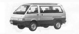 Nissan Vanette LARGO COACH 4WD GRAND SALOON 2.0 DIESEL 1990 г.