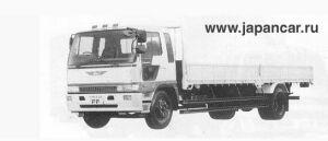 Hino Ranger CRUISING FF 7.75T 1990 г.