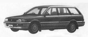Toyota Corolla Wagon 1500G 1990 г.