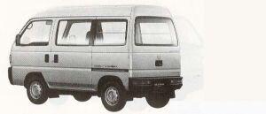 Honda Acty VAN PRO-T 4WD 1990 г.