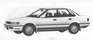 Toyota Sprinter SEDAN SALOON 1500SE 1990 г.