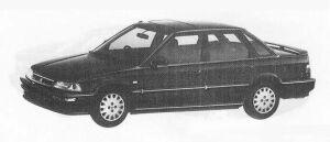 Honda Concerto 4DOOR JZ-i 1990 г.