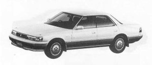 Toyota Chaser 2.5 G 1990 г.
