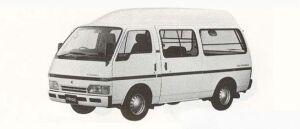 Isuzu Fargo 4WD PANEL LD 4DOOR 1990 г.