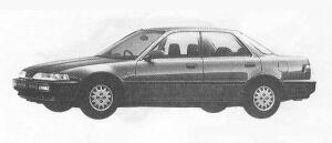 Honda Integra 4DOOR HARD TOP ZX EXTRA 1990 г.