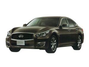 Nissan Fuga Hybrid 2019 г.