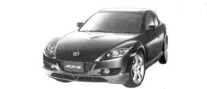 Mazda RX-8 Type S 2004 г.