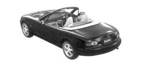 Mazda Roadster 1800 VS Combination B 2004 г.