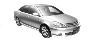 "Toyota Allion A18 ""S Package"" 2004 г."