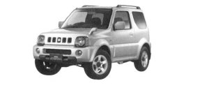 Suzuki Jimny Sierra  2004 г.