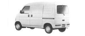 Honda Acty VAN  PRO-B 2WD 2004 г.