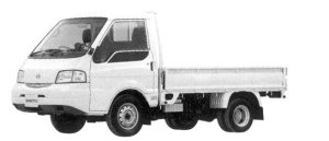 Nissan Vanette Truck 2WD, Super Low, Double Tire, Standard Body, GL 1800 Gasoline 2004 г.
