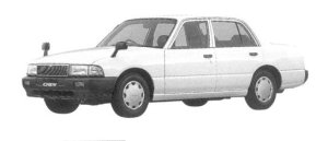 Nissan Crew E-L 2004 г.