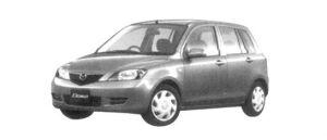 Mazda Demio 1300 Casual 2004 г.