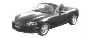 Mazda Roadster 1800 VS Combination A 2004 г.