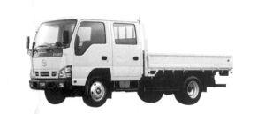 Mazda Titan 2 ton 4.8 liter Wide, 2WD, Double Cabin, Narrow Cabin, Delux 2004 г.