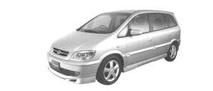 Subaru Traviq S-package 2004 г.