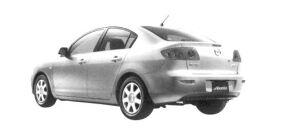 Mazda Axela 20S 2004 г.