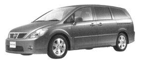 Nissan Presage Highway Star (2WD 2500) 2004 г.