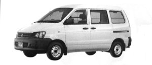 TOYOTA TOWNACE 2004 г.