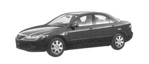Mazda Atenza Sedan 20F 2004 г.