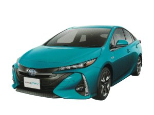 Toyota Prius A Premium Navi Package 2020 г.
