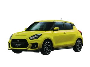 Suzuki Swift Sport 2020 г.