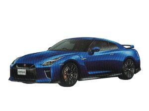 Nissan GT-R Premium edition 2020 г.