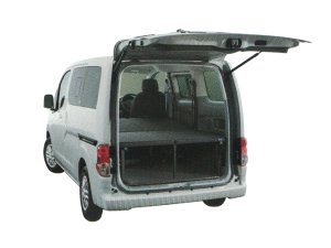 Nissan NV200 Vanette Multi Bed Wagon 2020 г.